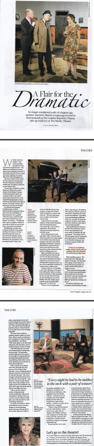Article of London Repertory Players
